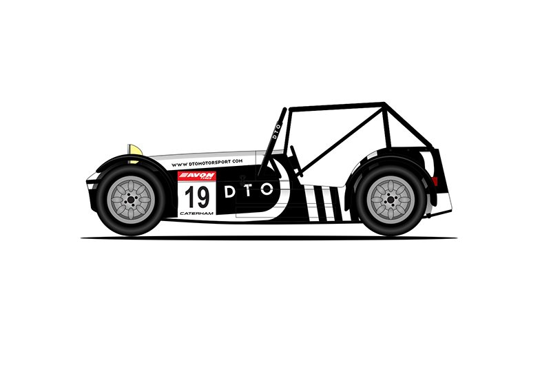 CATERHAM 7 SUPERSPORT