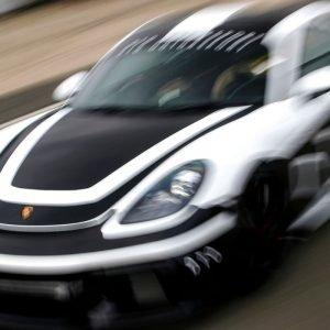 DTO Porsche